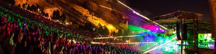 2019 Red Rocks Concert Schedule